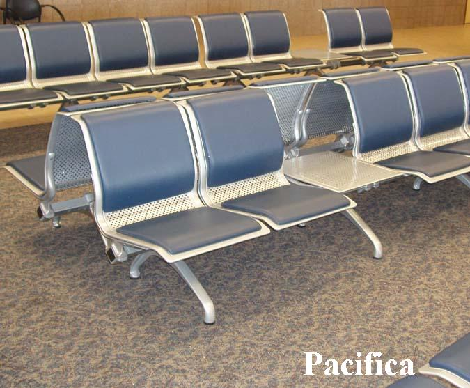 Pacifica with cushions & table